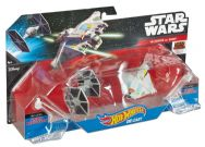 Hot Wheels Star Wars Starships 2 Pack - TIE Fighter vs. Ghost